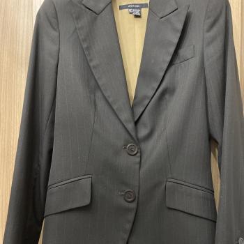 Chaqueta traje marrón