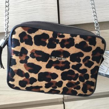 Bandolera Leopardo