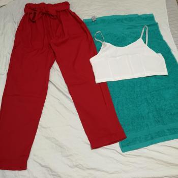 Pantalón + top