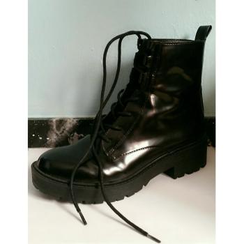 en venta add2b f92a0 Compra online Calzado Botas Bershka Mujer - Bershka Online ...