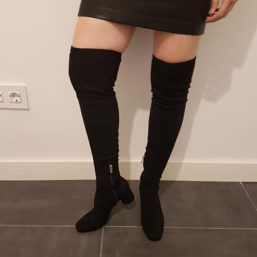 Botas altas, 38