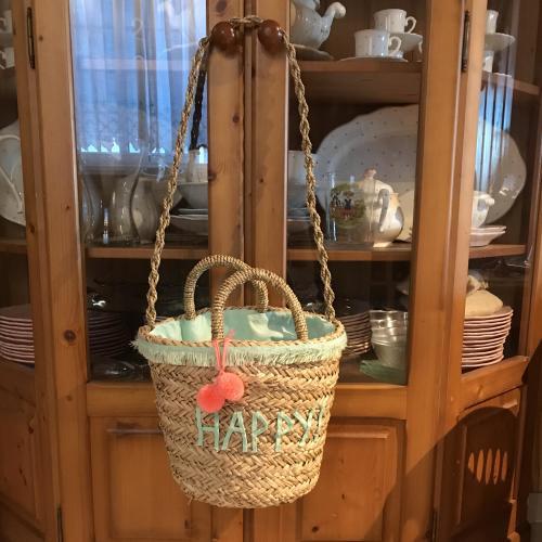 Compra online bolso cesta de mimbre de segunda mano en - Cestas de mimbre pequenas ...