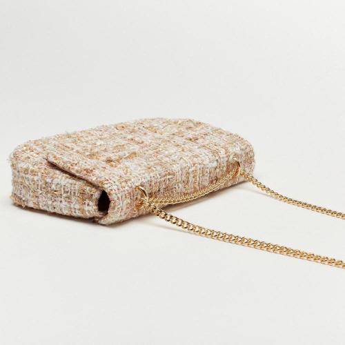 Bolso Tweed