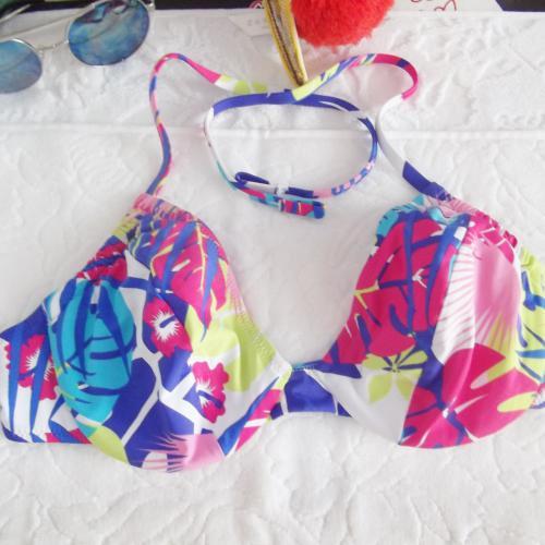 Top Bikini Tropical