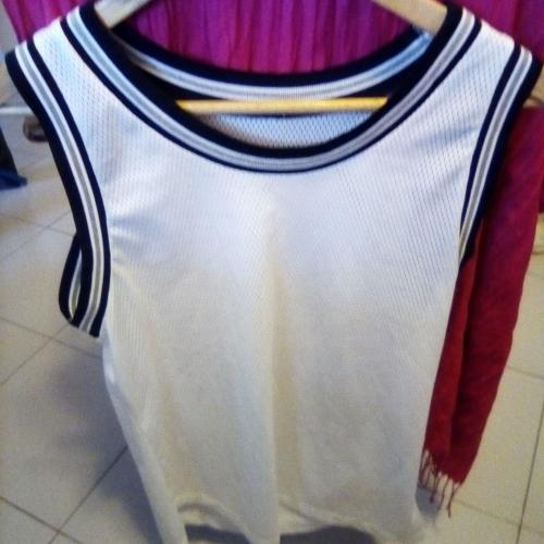 camiseta traforada