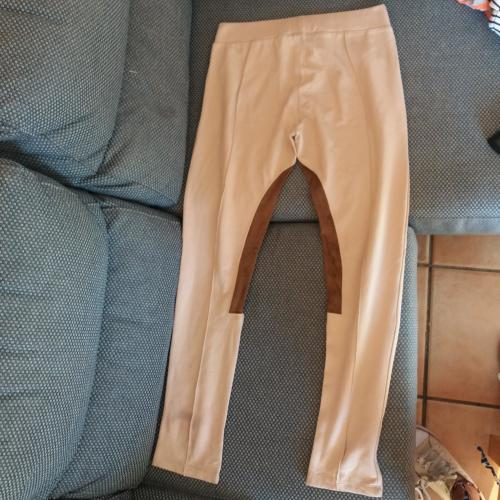 Leggins marrones Zara