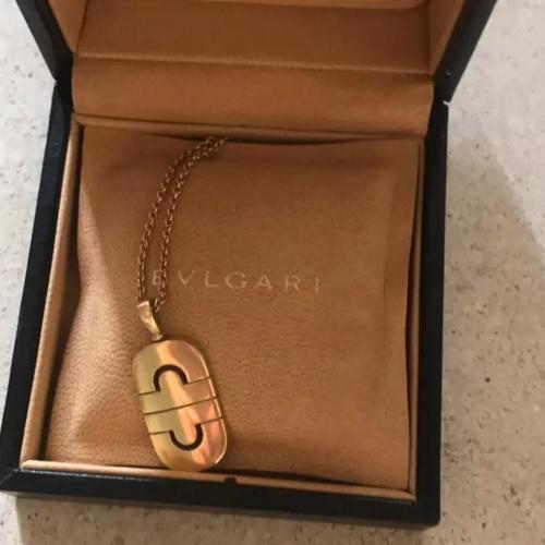 Collar Bulgari collection Paréntesi
