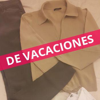 3 piezas:Pantalón Pedro del Hierro+pantalón Zara+rebeca Sisley