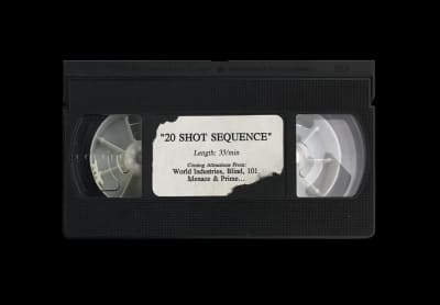 20 Shot Sequence - © Attention Deficit Disorder Prosthetic Memory Program