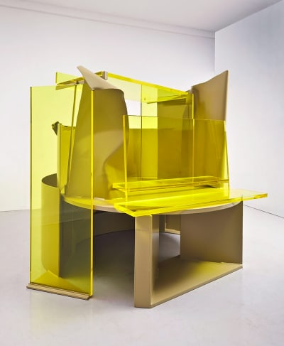Anthony Caro - © Attention Deficit Disorder Prosthetic Memory Program
