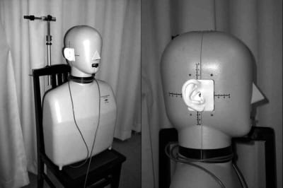 Binaural Recording - © Attention Deficit Disorder Prosthetic Memory Program