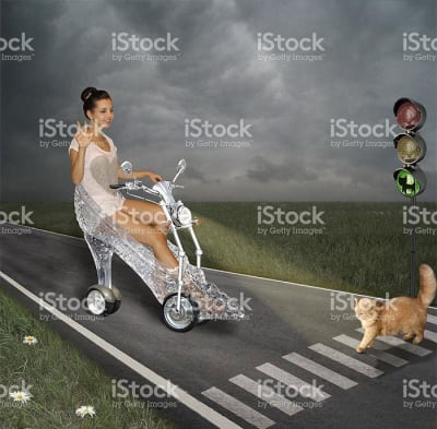 Bizarre Stock Photos - © Attention Deficit Disorder Prosthetic Memory Program