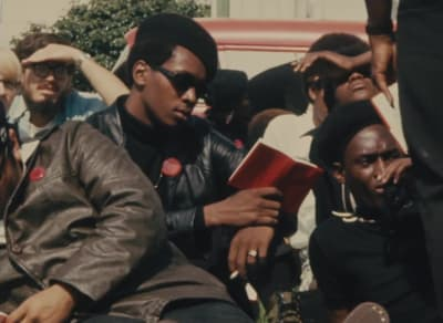 Black Panthers by Agnès Varda - © Attention Deficit Disorder Prosthetic Memory Program