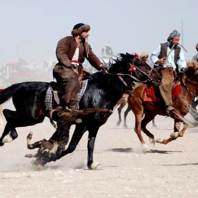 Buzkashi - © Attention Deficit Disorder Prosthetic Memory Program