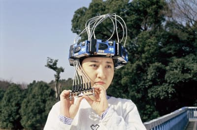 Chindōgu - © Attention Deficit Disorder Prosthetic Memory Program