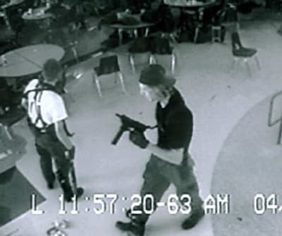 Columbine Shooters - © Attention Deficit Disorder Prosthetic Memory Program