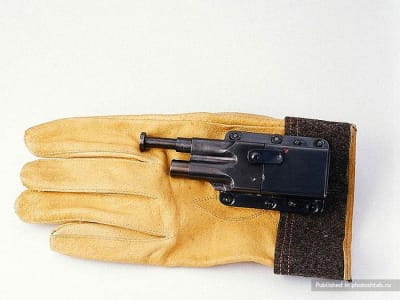 Cryptic Firearms - © Attention Deficit Disorder Prosthetic Memory Program