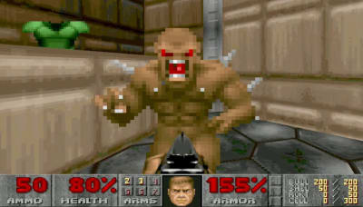 Doom Controversy - © Attention Deficit Disorder Prosthetic Memory Program