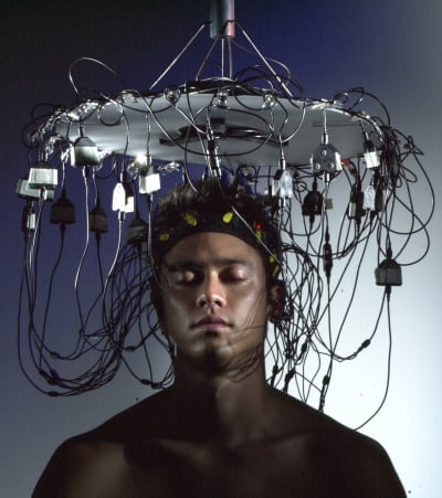 Electroencephalophone - © Attention Deficit Disorder Prosthetic Memory Program