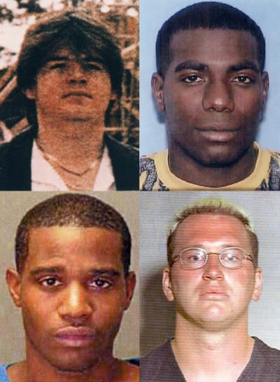 FBI Ten Most Wanted Fugitives - © Attention Deficit Disorder Prosthetic Memory Program