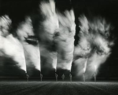 Flamethrower - © Attention Deficit Disorder Prosthetic Memory Program