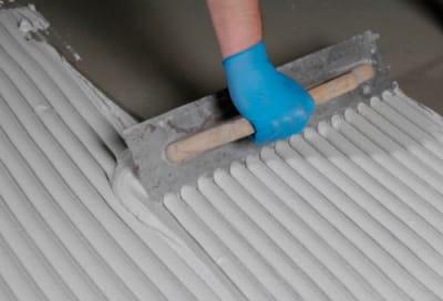 Floor Tiling - © Attention Deficit Disorder Prosthetic Memory Program