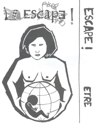 French Punk Demo Tapes (1987-1997) - © Attention Deficit Disorder Prosthetic Memory Program