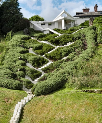 Garden of Cosmic Speculation - © Attention Deficit Disorder Prosthetic Memory Program