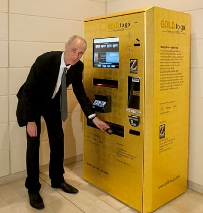 Gold To Go - © Attention Deficit Disorder Prosthetic Memory Program