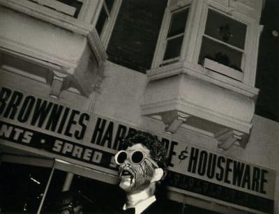 Halloween by Ken Werner - © Attention Deficit Disorder Prosthetic Memory Program
