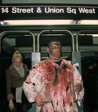 Halloween by Steven Siegel - © Attention Deficit Disorder Prosthetic Memory Program