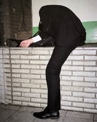 High Fashion By Pawel Jaszczuk - © Attention Deficit Disorder Prosthetic Memory Program