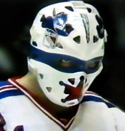 Ice Hockey Goaltenders Masks - © Attention Deficit Disorder Prosthetic Memory Program