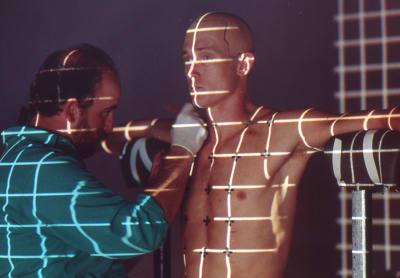 Terminator 2 Liquid Metal Effect - © Attention Deficit Disorder Prosthetic Memory Program