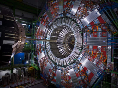 Large Hadron Collider - © Attention Deficit Disorder Prosthetic Memory Program