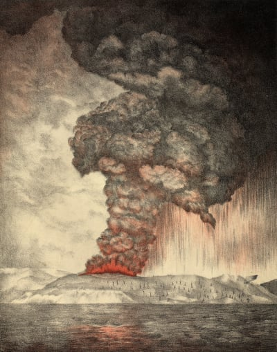Loudest Sound Ever Recorded - © Attention Deficit Disorder Prosthetic Memory Program