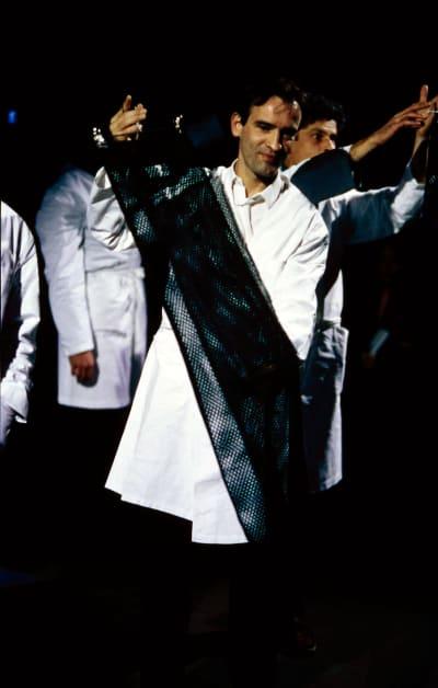 Martin Margiela RTW Spring 1998 - © Attention Deficit Disorder Prosthetic Memory Program