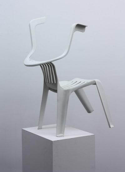 Monobloc Chair - © Attention Deficit Disorder Prosthetic Memory Program