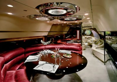 Nick Gleis Private Jets Interiors - © Attention Deficit Disorder Prosthetic Memory Program
