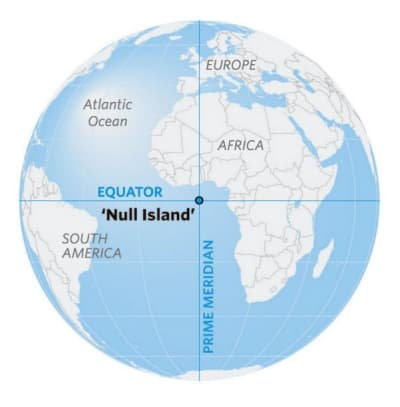 Null Island - © Attention Deficit Disorder Prosthetic Memory Program