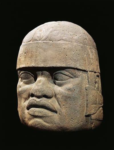 Olmec Civilization - © Attention Deficit Disorder Prosthetic Memory Program
