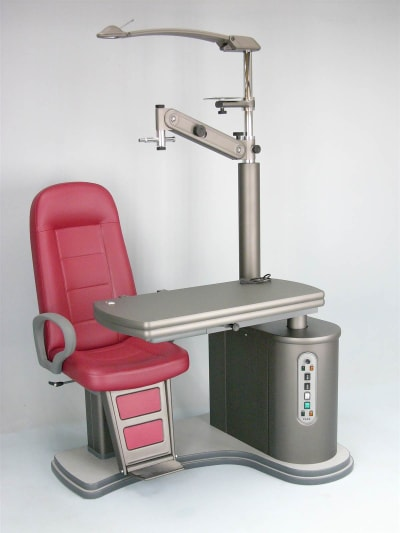 Ophthalmic Workstations Design - © Attention Deficit Disorder Prosthetic Memory Program