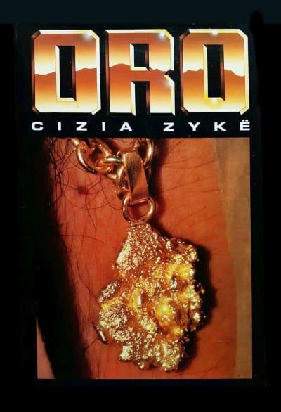 Oro by Cizia Zykë - © Attention Deficit Disorder Prosthetic Memory Program