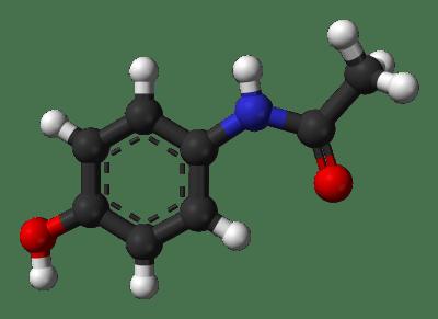 Paracetamol - © Attention Deficit Disorder Prosthetic Memory Program