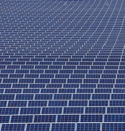 Photovoltaic Panels - © Attention Deficit Disorder Prosthetic Memory Program