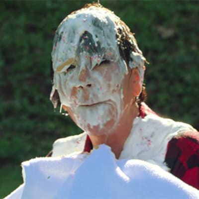 Pieing - © Attention Deficit Disorder Prosthetic Memory Program