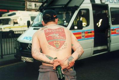 Premier League Tattoos - © Attention Deficit Disorder Prosthetic Memory Program