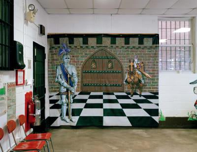 Prison Landscapes - © Attention Deficit Disorder Prosthetic Memory Program