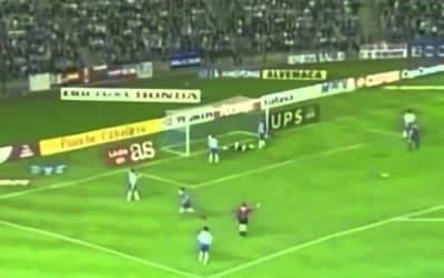 Roberto Carlos Impossible Goal Against Tenerife - © Attention Deficit Disorder Prosthetic Memory Program
