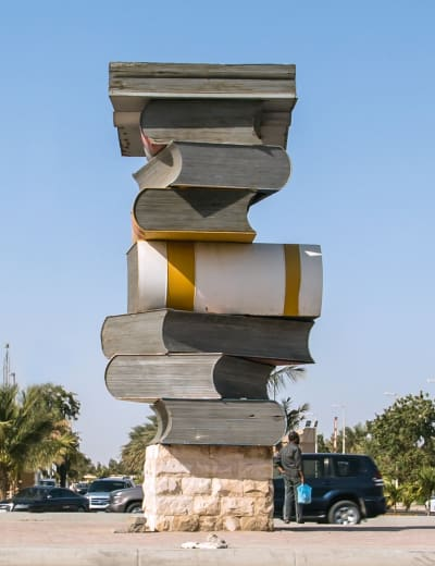 Roundabout Public Art - © Attention Deficit Disorder Prosthetic Memory Program
